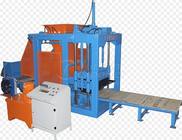 Concrete Block Machine COB 412