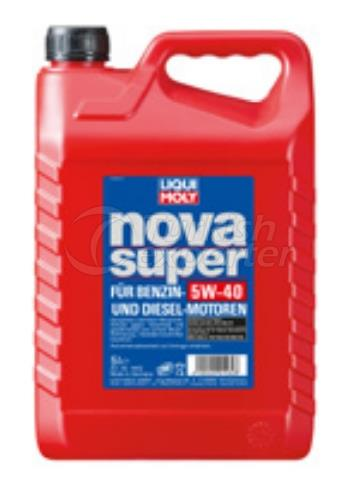 Engine Oils Nova Super 5W-40