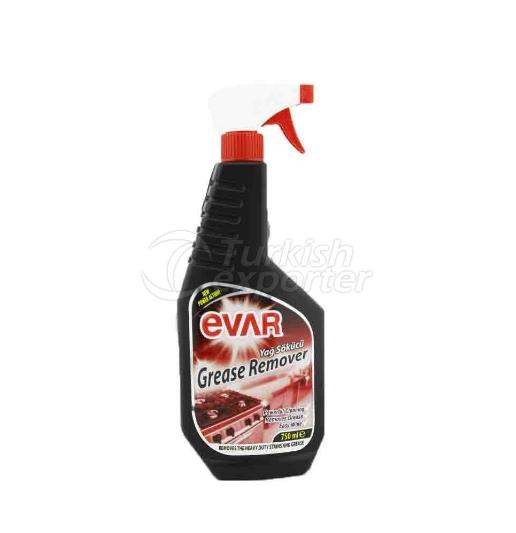 EVAR GREASE REMOVER 750 ML
