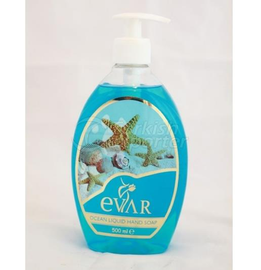 EVAR LIQUID SOAP 500 ML OCEAN