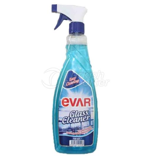EVAR GLASS CLEANER 750 ML