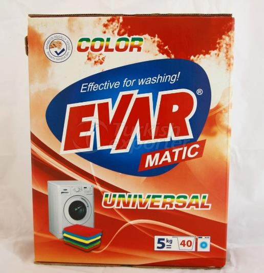 EVAR 5 KG POWDER DETERGENT