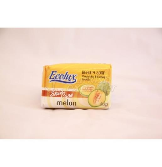 ECOLUX SOAP WRAPPED 60 GR MELON