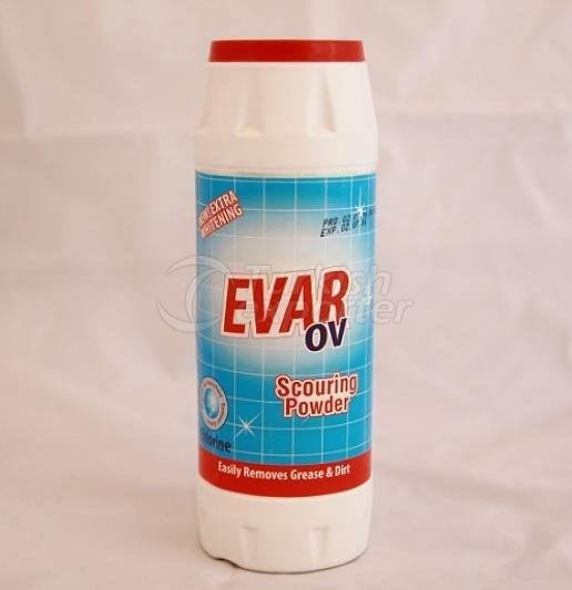 EVAR SCOURING POWDER 500 GR KLOR