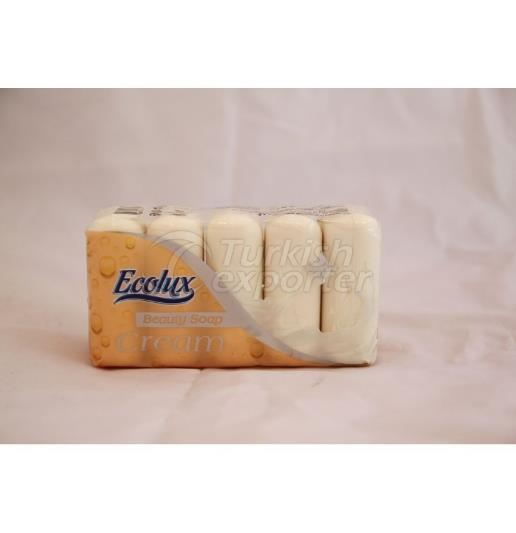 ECOLUX SOAP 5 75 GR ECOPACK CREAM