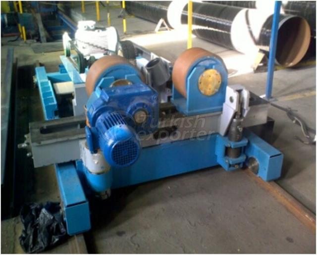 Pipe End Cleaning Machine