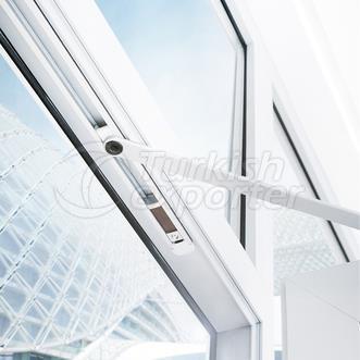 Concealed Hydraulic Door Closer Dorma ITS 96