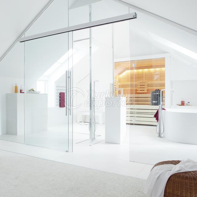 Manual Sliding Doors Dorma Agile 150