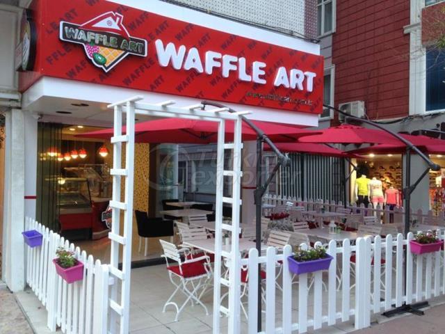 WAFFLE ART STREET SHOP