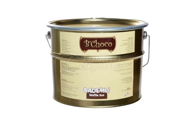 WAFFLE CHOCOLATE ALMOND