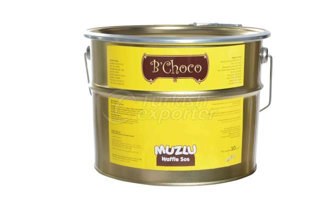 WAFFLE CHOCOLATE BANANA