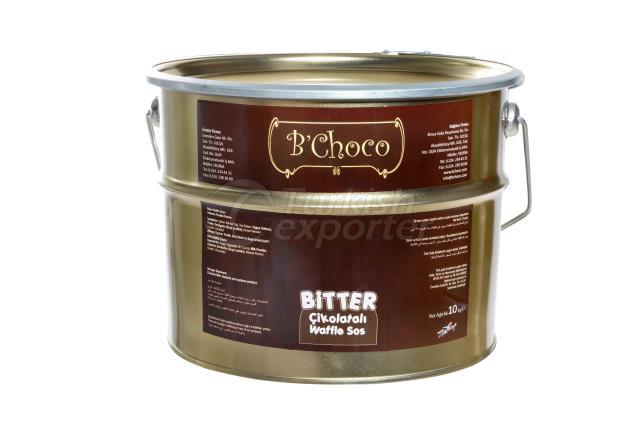 WAFFLE BITTER CHOCOLATE