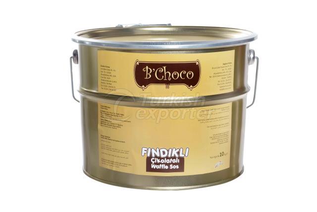 WAFFLE CHOCOLATE WALNUT