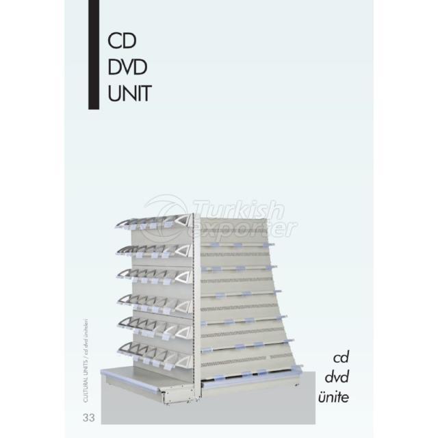 CD - DVD Unit