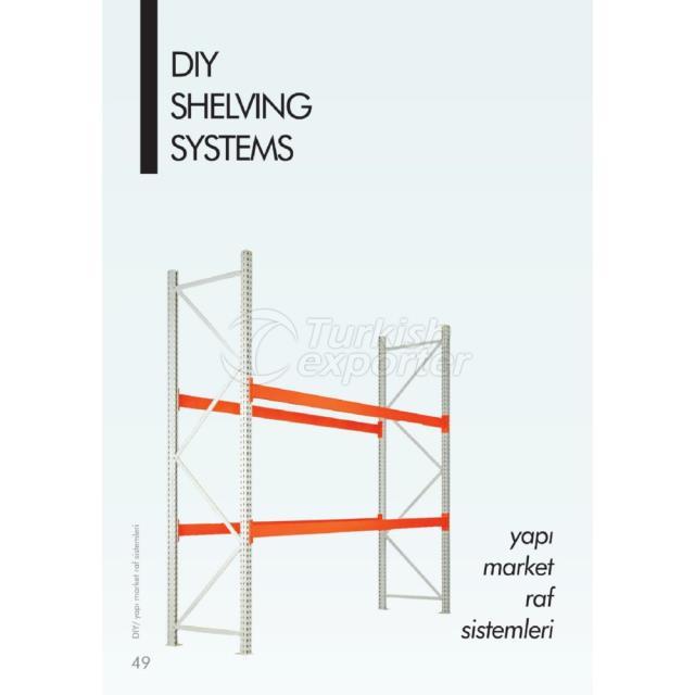 DIY Shelving Systems