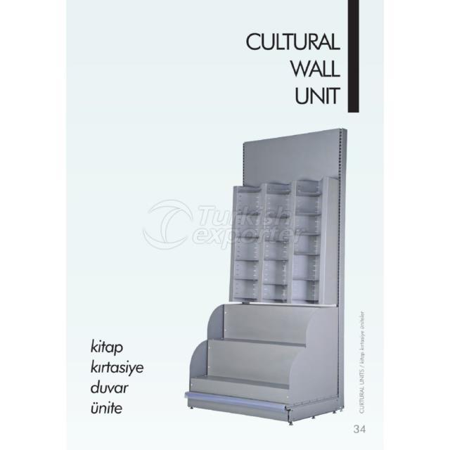 Cultural Wall Unit