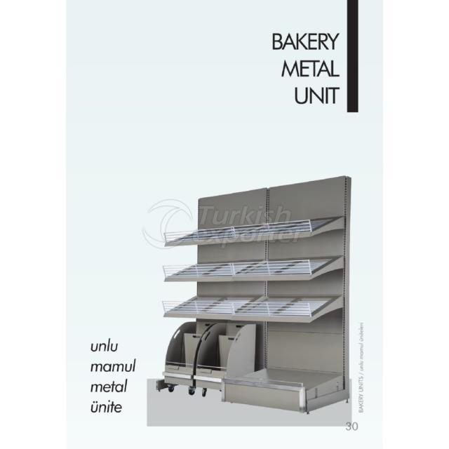 Bakery Metal Unit