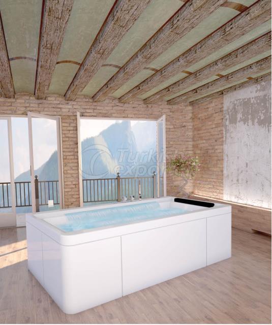 Bathtub ZAMARO
