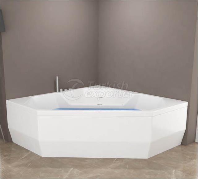 Bathtub MONARCA