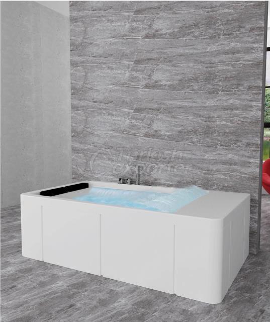 Bathtub SANTA