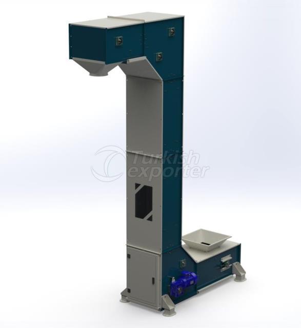 Z Type Pendulum Bucket Elevator