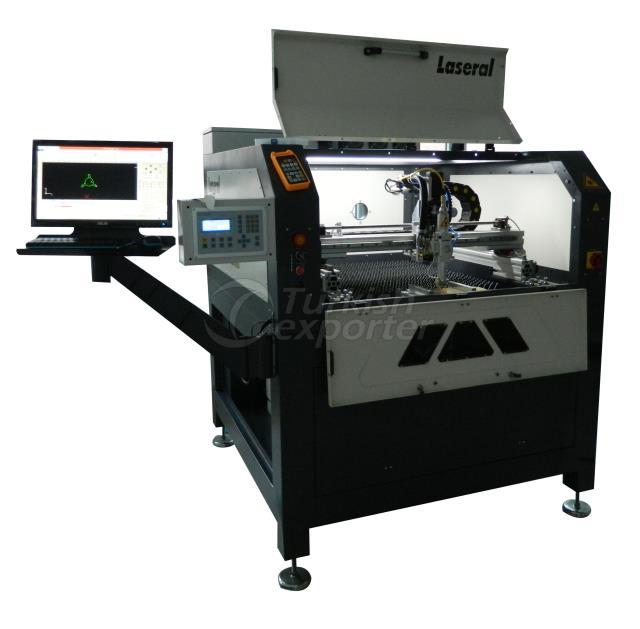 Pulse Fiber Laser Cutting Machine