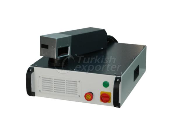 Fiber Laser Marking Unit