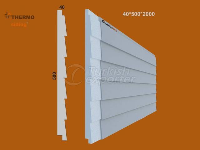 Facade Weatherboarding Yb05