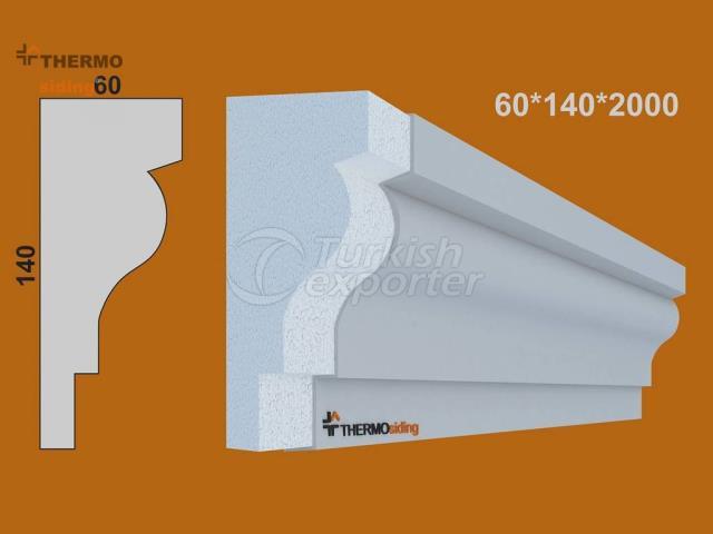Facade Windowsill Model 2200
