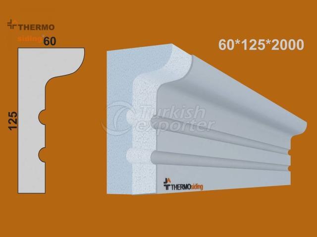 Facade Windowsill Model 2190