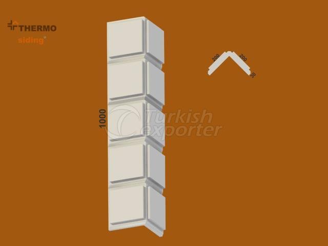 Facade Jacketing Cornerstones Kt5700