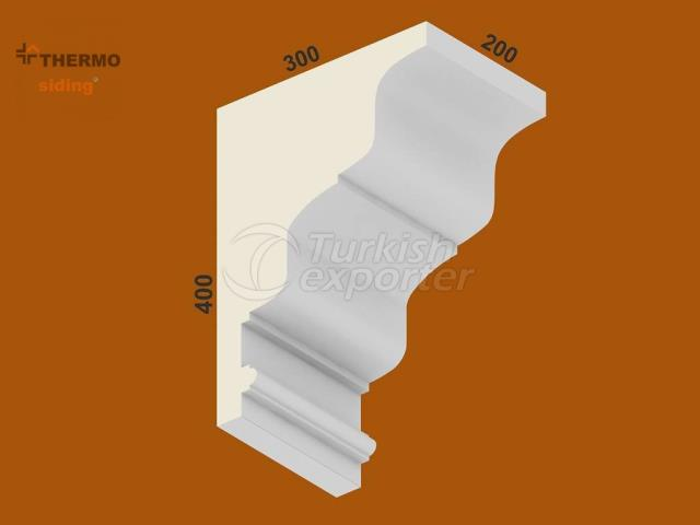 Facade Buttress Model 6010