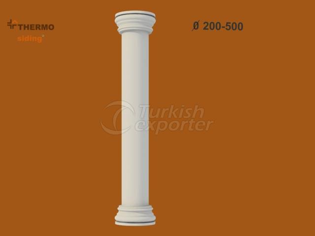 Facade Columns Model 5010