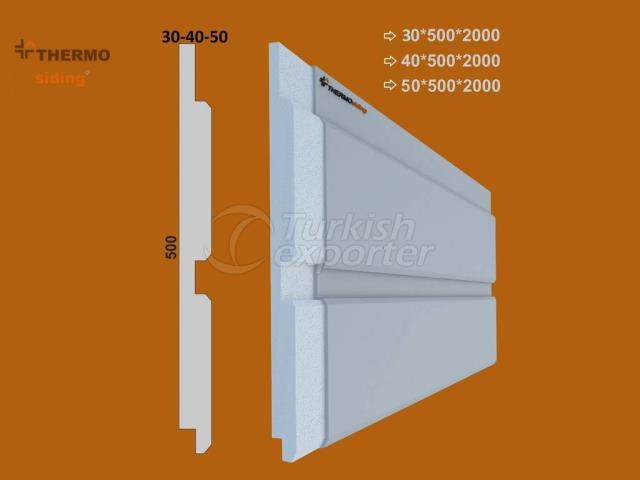 Fluted Cladding Model 01