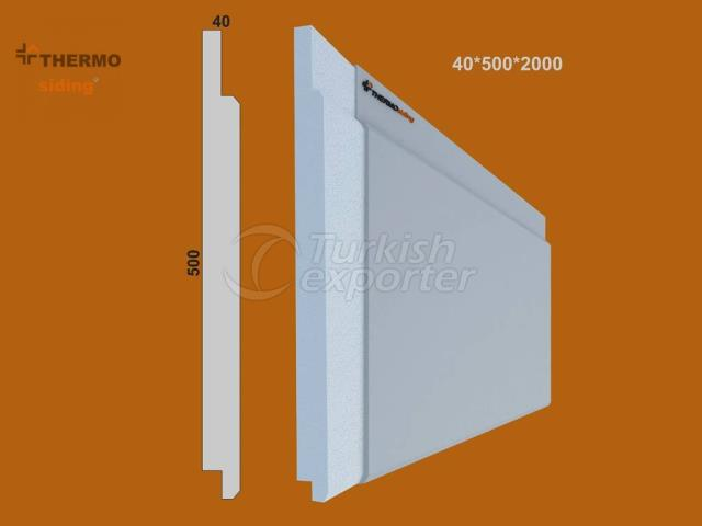 Fluted Cladding Model 05
