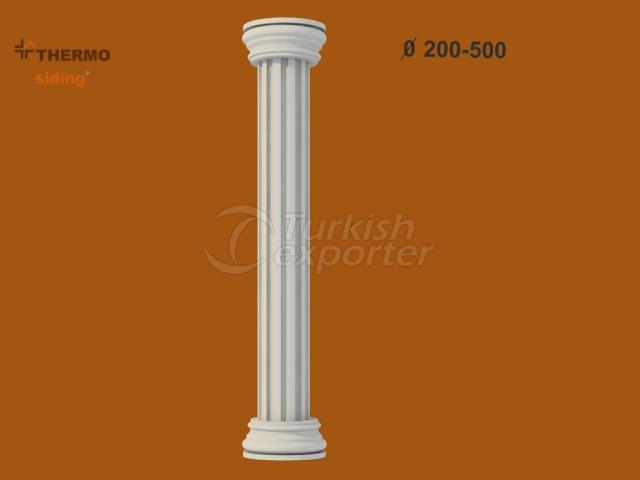 Facade Columns Model 5000