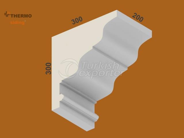 Facade Buttress Model 6010-1