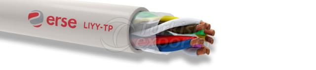 Signal Control Cables LIYY-TP