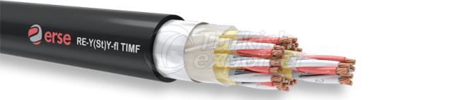 Instrument Cables RE-Y(St)Y-fl TIMF