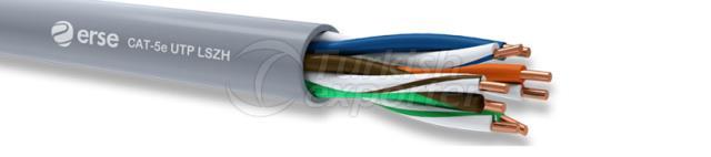 Data Communication Cables CAT-5e UTP LSZH