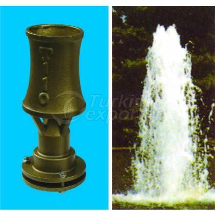 Cascade Fountains (90T-2)