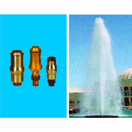 Frothy Fountains (35-10E/1)
