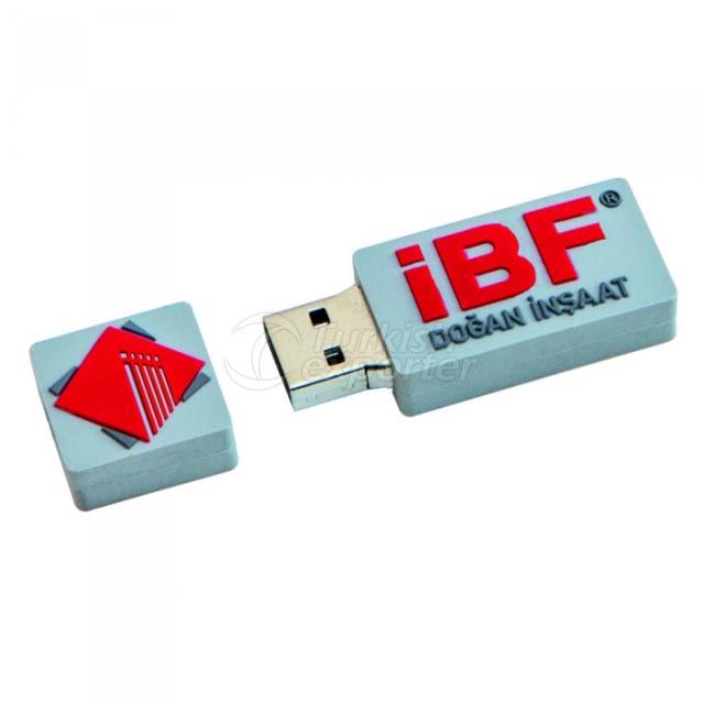 3D PVC USB 8 GB