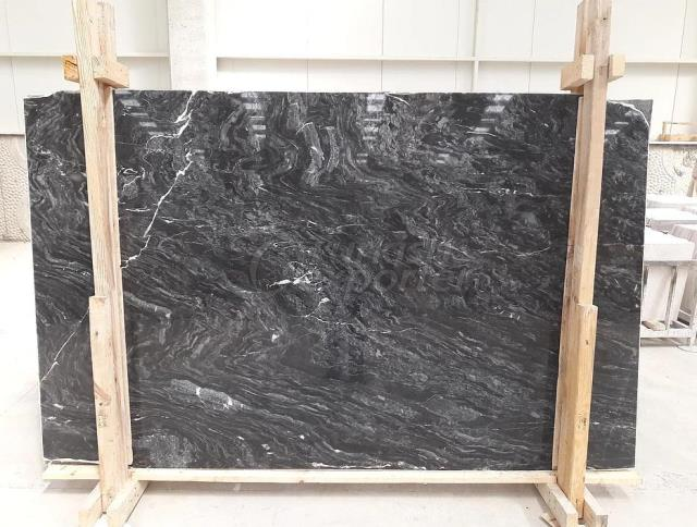 Van Gogh Black Marble