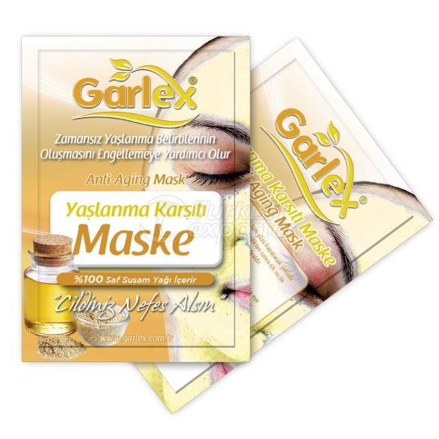 Sesame Oil Mask