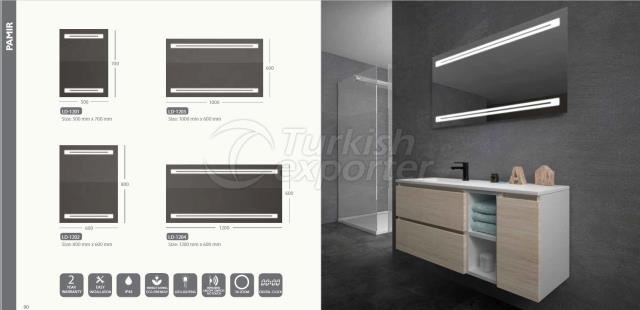 Illuminated Led Mirrors Pamir