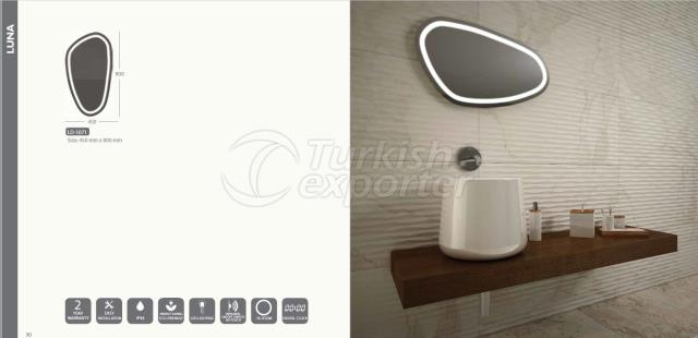 Illuminated Led Mirrors Luna