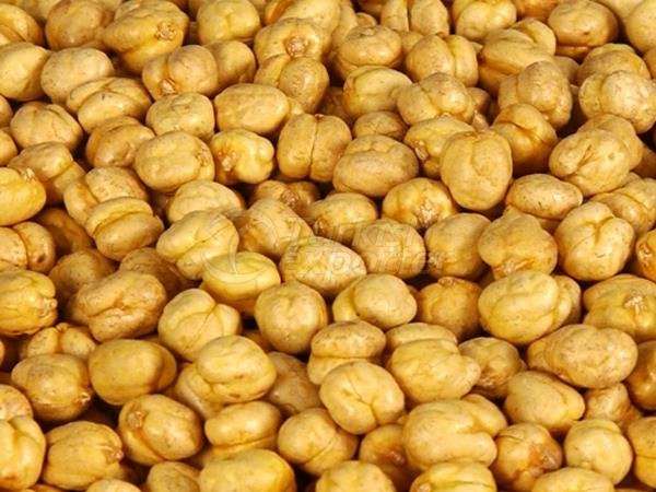 Yellow Roasted Chickpea