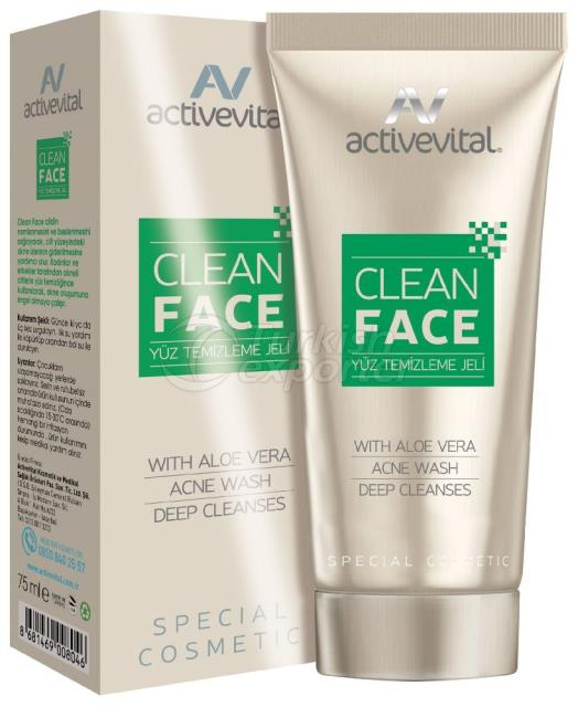 Facial Cleansing Tube