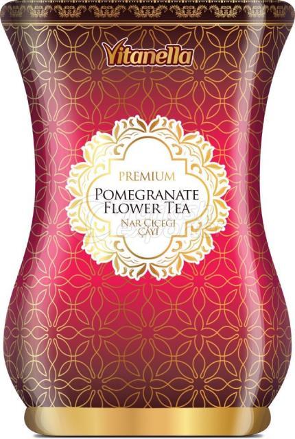 Pomegranate Flower Tea
